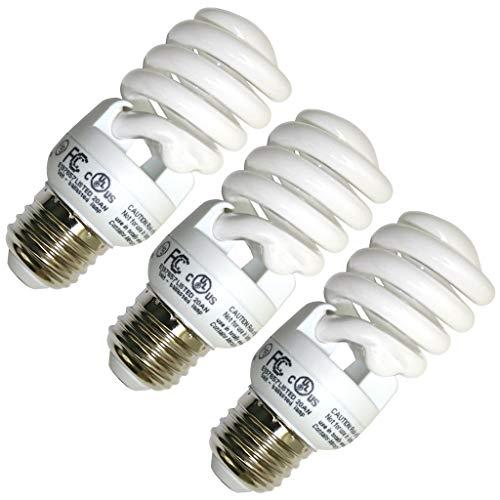 13w Mini Twist (Sylvania 26371-cf13el/Spirale/8273pk Twist Medium Schraube Sockel KOMPAKT, fluoreszierendes Licht, Leuchtmittel)