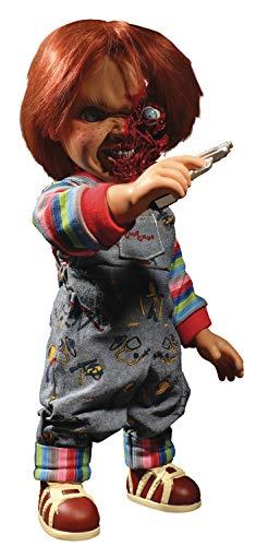 Child's Play 3 Talking Pizza Face Chucky 15 Inch Mega Figure