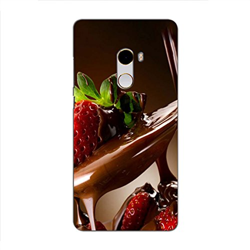 Bluethroat Scrumptious Sweet Dish/Desert Picture Back Case Cover for Xiaomi Mi Mix 2 :: Xiaomi Mi Mix Evo
