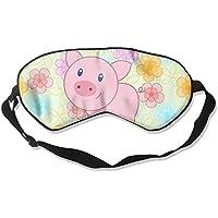 Pig Face 99% Eyeshade Blinders Sleeping Eye Patch Eye Mask Blindfold For Travel Insomnia Meditation preisvergleich bei billige-tabletten.eu