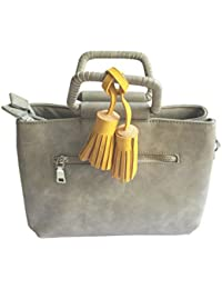 [Sponsored]Rambo Danny Fancy Ladies Sling & Cross-Body Bag (Grey)