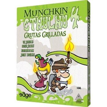 Edge Entertainment- Munchkin Cthulhu 4: Grutas Grilladas, Color (EDGCM04)