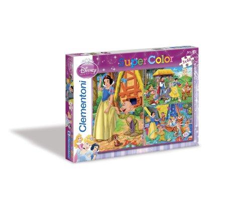 Imagen principal de Clementoni 25160.5  - Snow White 3 x 48 pieza del rompecabezas