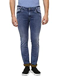 Mufti Men's Straight Fit Jeans