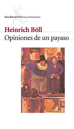 Opiniones de un payaso (Biblioteca Formentor)
