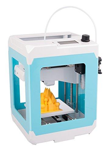DEMU Imprimante 3D en Kit – DIY – 3D Printer Mini Imprimante 3D Buse Haute Précision Compatible PLA Filament 1.75mm