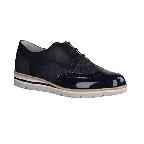 Gabor Comfort, Sneakers Basses Femme Bleu (ocean/navy 26)
