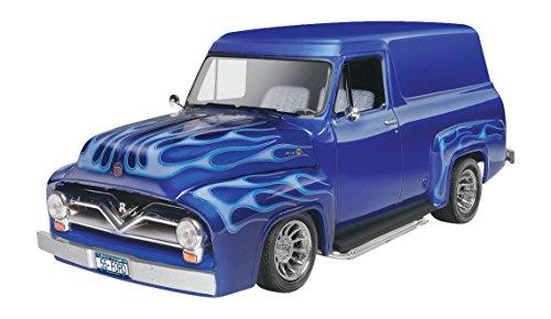 Revell - Monogramme Echelle 1 : 24 Ford Panneau Camion (Multicolore)