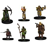 D&D Dungeons & Dragons Icons of the realms Starter Set