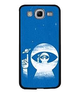 PrintVisa Designer Back Case Cover for Samsung Galaxy Mega 5.8 I9150 :: Samsung Galaxy Mega Duos 5.8 I9152 (Universe Sky Space Galaxy Jupitor)