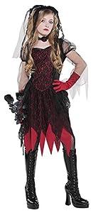 Christys London Disfraz Novia gótica para niñas y Adolescentes en Varias Tallas Halloween