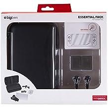 BigBen - Starter Pack De Accesorios I Black (Nintendo Switch)