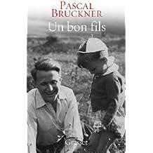 Un bon fils (Littérature Française)