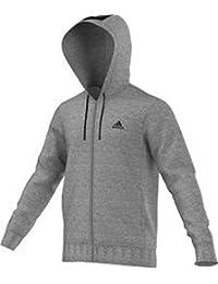 adidas AP1229 Sweat-shirt à capuche zippé Homme