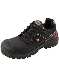 Modèle De Chaussures De Sécurité Brynje Chaussure De B-sec Dans La Norme Iso 20345 S3 Src, De Couleur Noire, De Taille 39