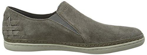 Marc Shoes Dan Herren Slipper Grau (light grey-combi 135)