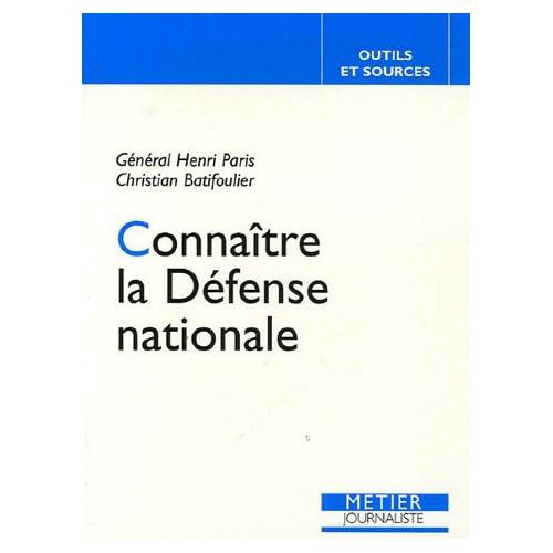 Connaître la Défense nationale