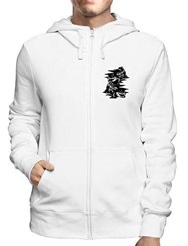 Sweatshirt Hoodie Zip Weiss FUN0016 01 16 2014 Gators -
