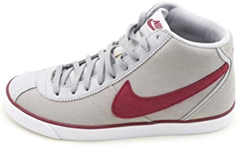 Nike - Zapatillas para hombre GREY/BURGUNDY Talla:44.5