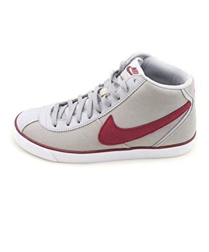 Nike Bruin Mid Gr 43 UK 8,5 Schuhe Sneaker Leder Grau 537333 005 (Bruins Herren-leder)