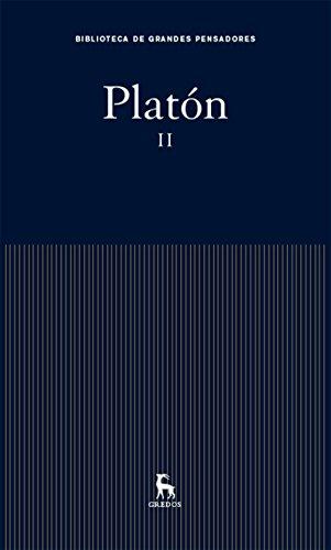 Platón II (Biblioteca Grandes Pensadores) por Platón