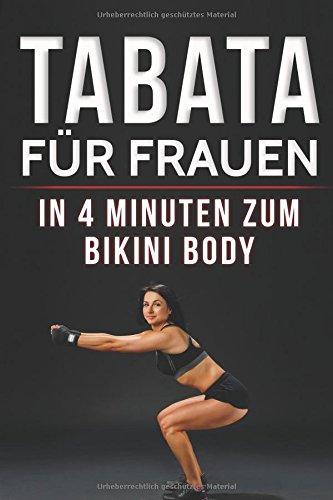 Tabata für Frauen: In 4 Minuten zum Bikini Body por Suna Heyan
