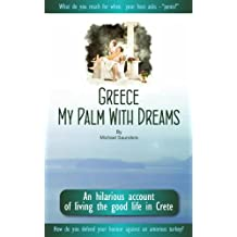 Greece my palm with dreams