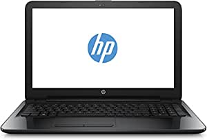 HP 15-AY085TU 15.6-inch Laptop (Pentium N3710/4GB/1TB/DOS/Integrated Graphics), Black
