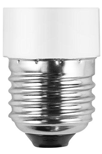 mumbi Lampensockel Adapter E27 auf E14 Lampenfassung (Glühbirne Adapter)