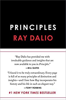 Principles: Life and Work by [Dalio, Ray]