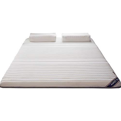 Latex Hybrid Matratze, Super Weich Atmungsaktive Tatami Matratze, Memory Foam Bett Matratze Für Single Double Rv Bunk Gästebewertungen Schlafzimmer Kinderzimmer-weiß Twin: 90x200cm