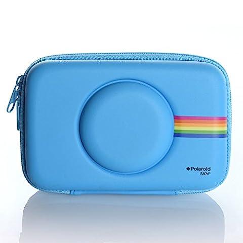 Polaroid Eva Case for Polaroid Snap & Snap Touch Instant Print Digital Camera (Blue)
