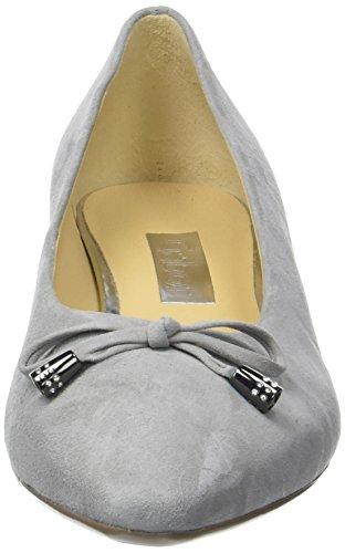 Gabor Shoes Fashion, Scarpe con Tacco Donna Grigio (stone 19)