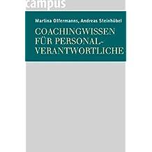 Coachingwissen für Personalverantwortliche