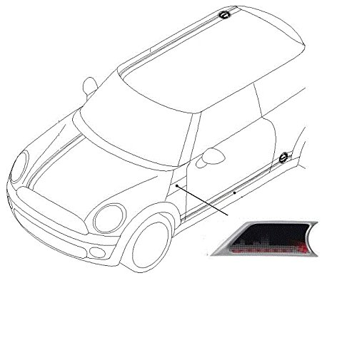 "Preisvergleich Produktbild Original MINI R55-R59 Side Scuttles ""Kilburn"""