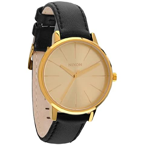 Oro The Kensington orologi in pelle di