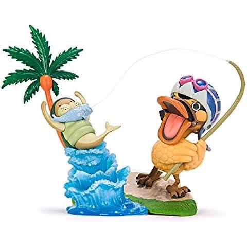 One Piece Premialive Carue en Oasis PVC Figura