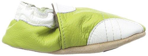 Hobea Germany  Lauflernschuhe Sport, Chaussures et chaussures pour bébé mixte bébé Vert (grün)
