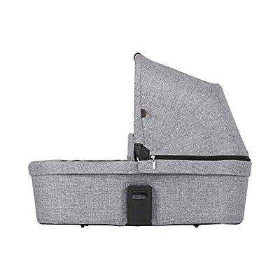 ABC Design 2020 Tragewanne für Zoom Geschwisterwagen graphite grey