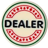 DeLuxe :  button bouton dealer