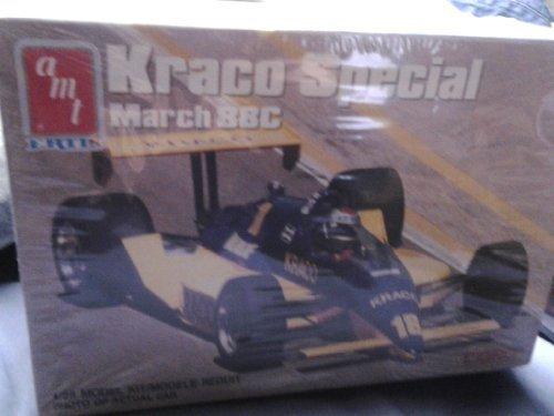 Amt Ertl Kraco Special March 88c 1:25 Cart Model 1989