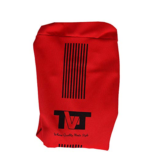 TVJ Branded Washable Protective Luggage Trolley Cover Made in India - Fits for 20 Inches Trolley