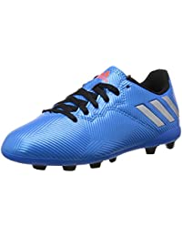 Adidas Messi 16.4 FxG J, Botas de fútbol para Niños