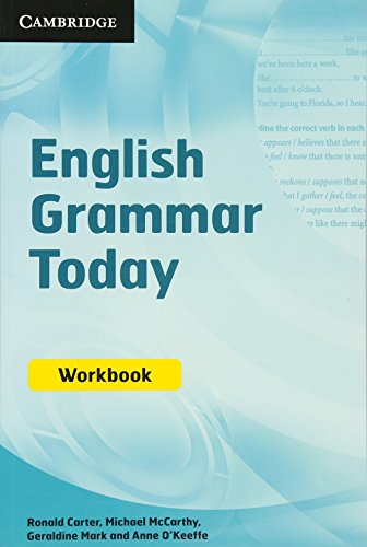 English grammar today. Workbook. Per le Scuole
