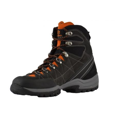 Chaussures R Evo GTX - homme Anthracite / Papaja