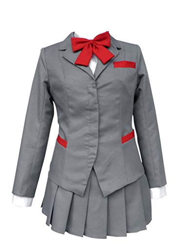 School Plus Kostüm Größe Uniform - Mtxc Women's Bleach Cosplay Karakura Winter High School Uniform