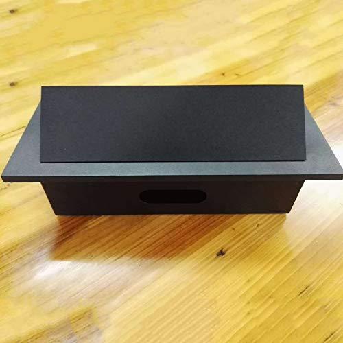 LADB EU/FR Standard Schreibtisch Steckdose Multifunktionale Schreibtisch Konferenztisch Pop-up Drei...