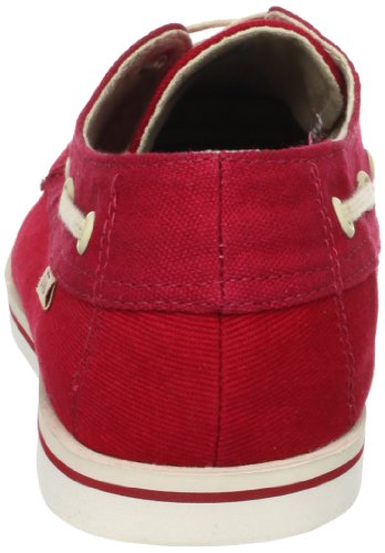 Vans Foghorn, Herren Skateboardschuhe Rosso (Red)