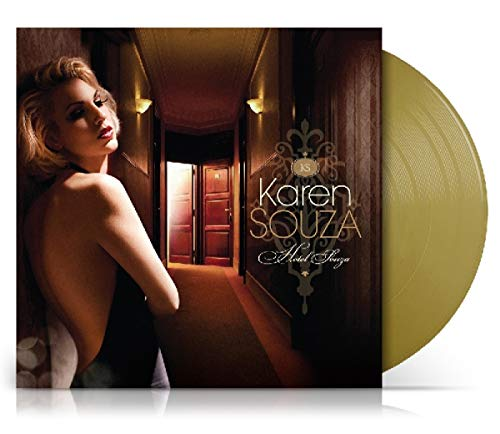 Preisvergleich Produktbild Hotel Souza (Goldfarbenes Vinyl) [Vinyl LP]