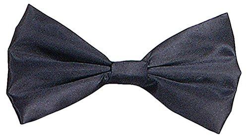 Black Bow Tie James Bond 007 Oscars Celebrity Dickie Bow Bowtie Fancy Dress (accesorio de disfraz)